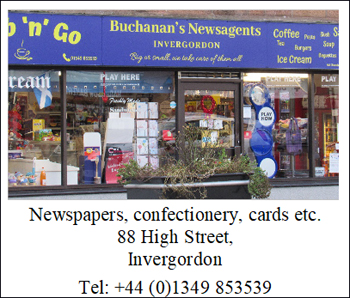 Buchanans Newsagents